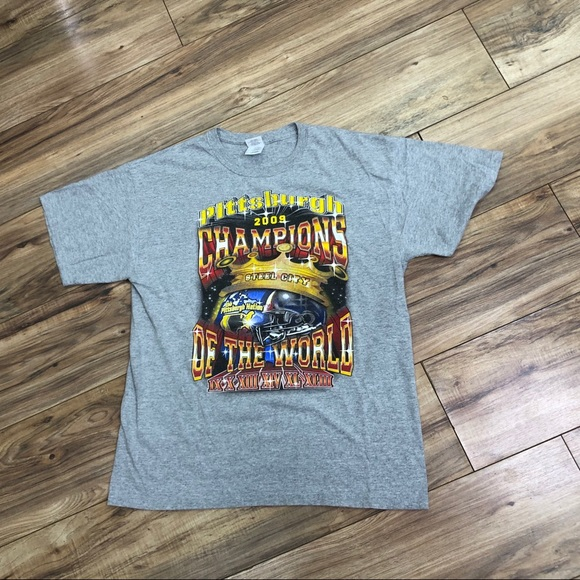 Other - Pittsburgh Steelers 2009 champions tee